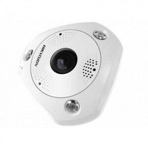 12MP WDR IR 360° Panoramic Fisheye Network Camera