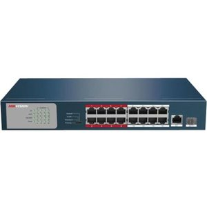 HIKVISION 16 Port POE Switch DS-3E0318P-E/M