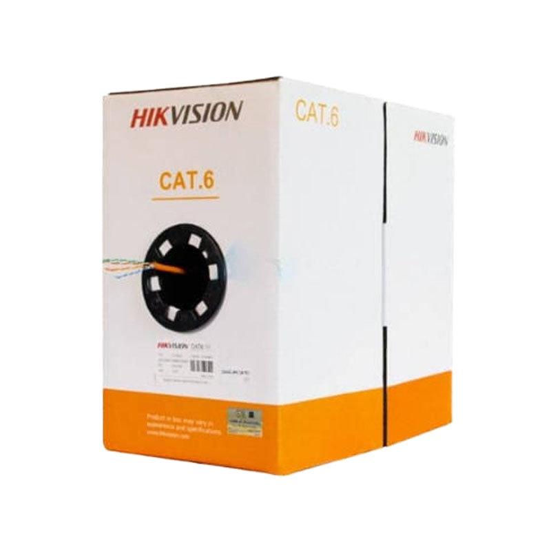 hikvision cat 6